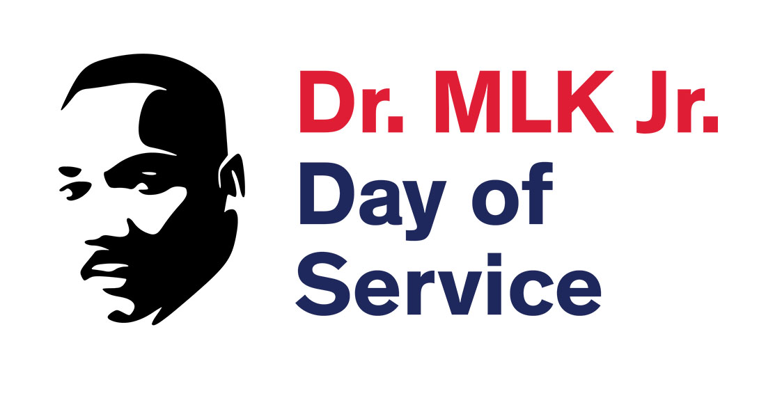 MLK Day of Service banner