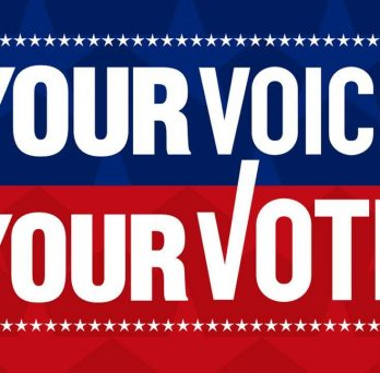Your Voice; Your Vote