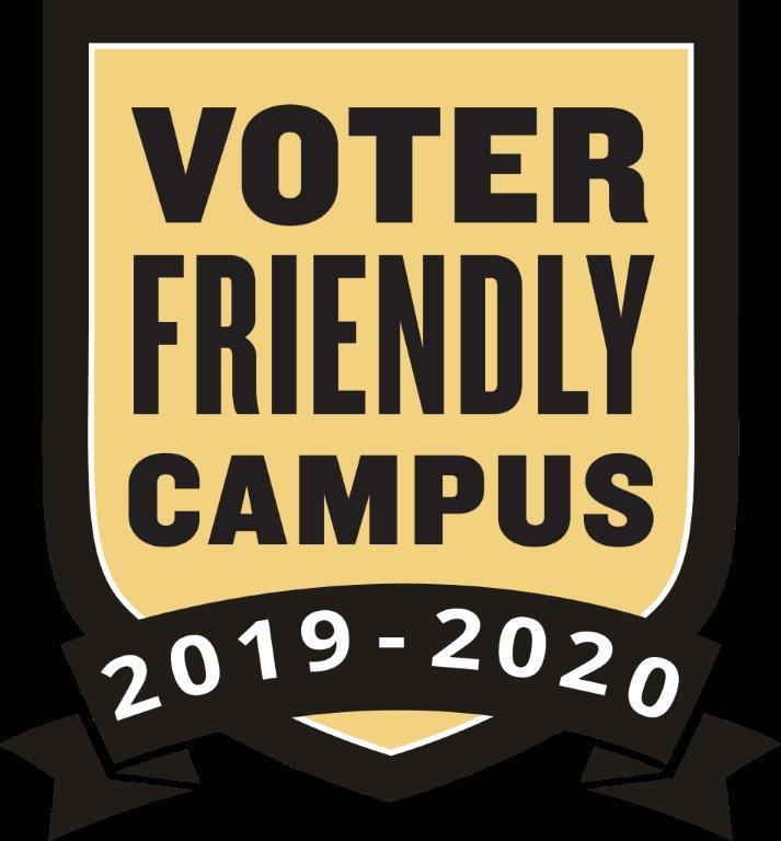 Voter Friendly Campus logo