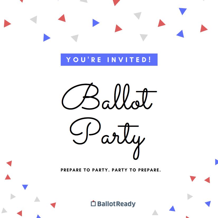 Ballot Party