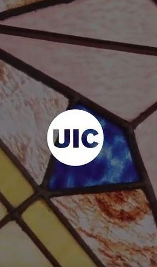SLCE Logo - Stained Glass