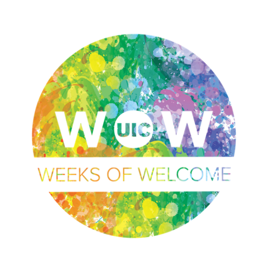 UIC Weeks of Welcome Marketing Image