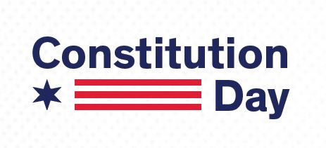 Constitution Day Logo (2019)