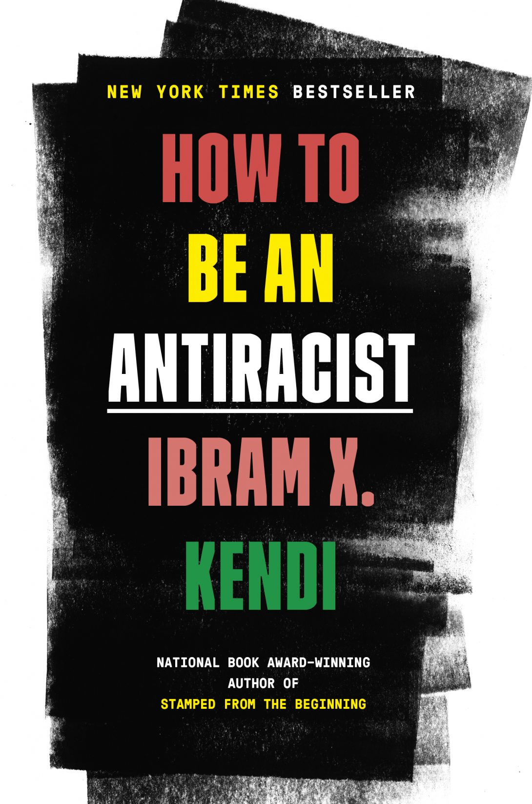How to be an Antiracist book cover