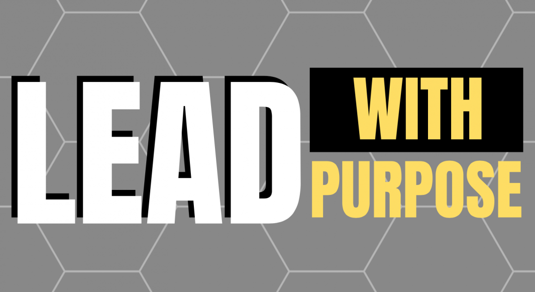 Lead with Purpose Graphic.